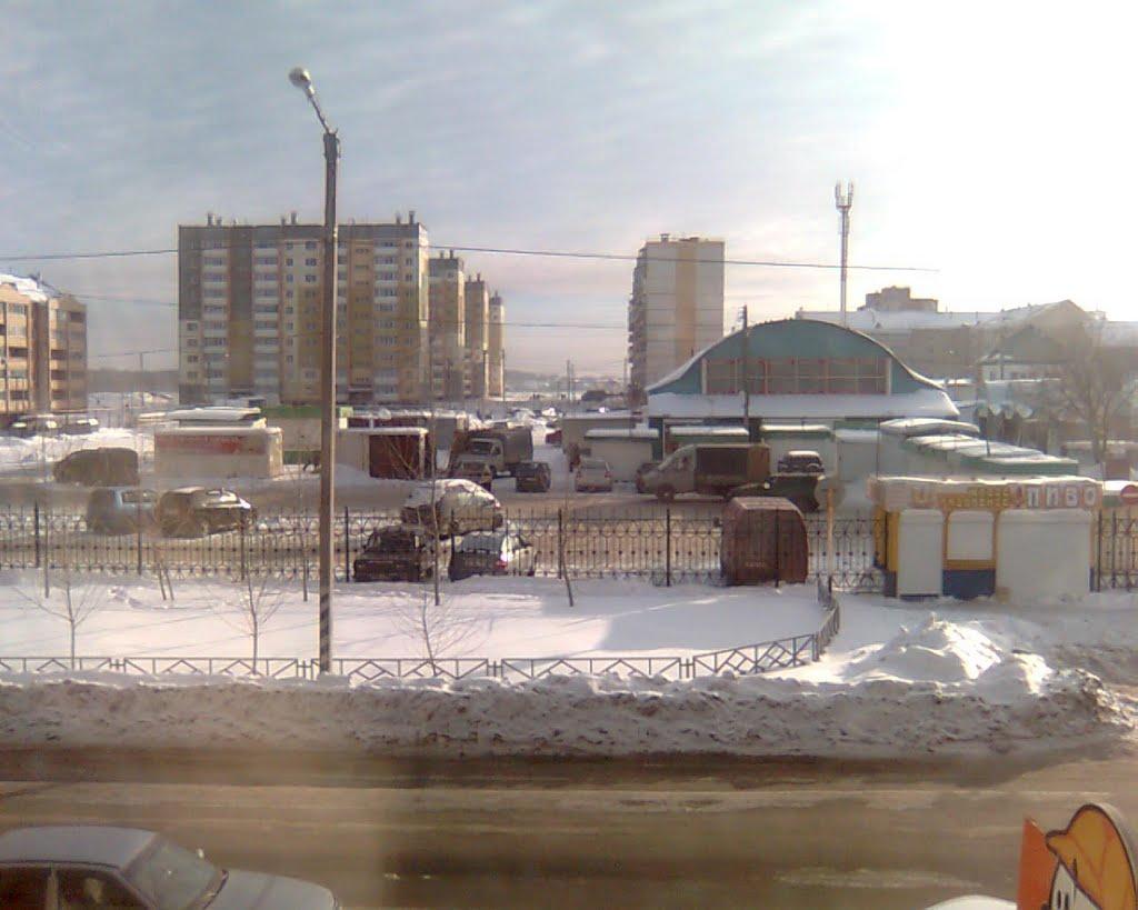 Фото города Южноуральск